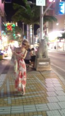 奈々子 公式ブログ/国際通り 画像2