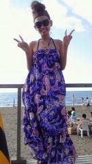 岡和田美沙 公式ブログ/海 画像2
