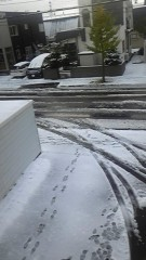 岡和田美沙 公式ブログ/雪景色 画像1