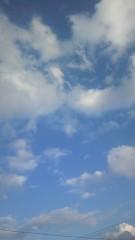 岡和田美沙 公式ブログ/空 画像1