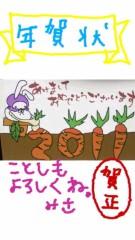 岡和田美沙 公式ブログ/年賀状 画像1
