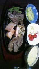 岡和田美沙 公式ブログ/焼肉 画像1