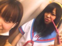 近野なあこ(ポンバシwktkメイツ) 公式ブログ/3/16☆収録。 画像1