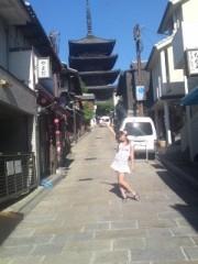 近野なあこ(ポンバシwktkメイツ) 公式ブログ/清水寺。 画像1