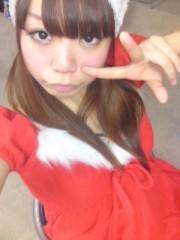 近野なあこ(ポンバシwktkメイツ) 公式ブログ/12/25☆Merry Christmas! 画像1