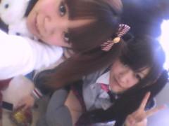 近野なあこ(ポンバシwktkメイツ) 公式ブログ/2/20☆しゅえん!← 画像1