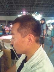 だい(だいなお) 公式ブログ/サマソニで散髪 画像2