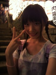 末永みゆ 公式ブログ/★お祭り☆ 画像3