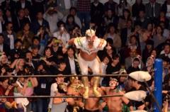 ザ?マスター プライベート画像/ウルティモ・ドラゴン25周年記念大会 20121107 (12)