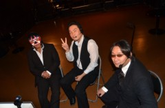 ザ?マスター 公式ブログ/今井恵介とニコ生放送で共演 画像1