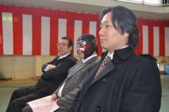 ザ・グレート・サスケ 公式ブログ/卒業式 画像2