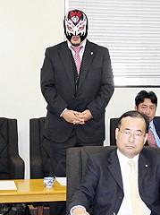 ザ・グレート・サスケ 公式ブログ/大分市議会議員に当選!!! 画像1