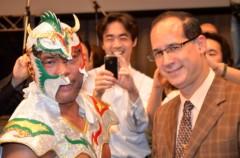 ザ?マスター プライベート画像/ウルティモ・ドラゴン25周年記念大会 20121107 (19)
