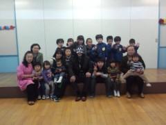 ザ・グレート・サスケ 公式ブログ/涌谷町の幼稚園を慰問 画像3
