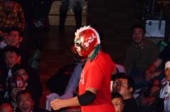 ザ・グレート・サスケ 公式ブログ/ウルティモ・ドラゴンデビュー25周年記念大会 画像1