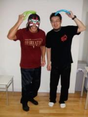 ザ?マスター 公式ブログ/このマスクをプレゼント!! 画像2