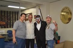 ザ・グレート・サスケ 公式ブログ/パナマ大使館 画像1