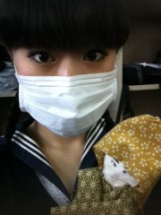 中村円香 公式ブログ/おやすみ(´∀`) 画像1