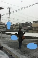 中村円香 公式ブログ/今年のトレンド雪に決定(゚∀゚) 画像1