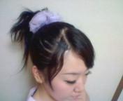 中村円香 公式ブログ/ポニーテールとシュシュ 画像1