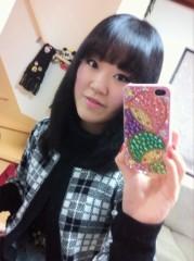中村円香 公式ブログ/はくしゅん 画像1