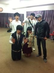 中村円香 公式ブログ/速報:紅一点!?レッスンにっき 画像1