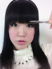 中村円香 公式ブログ/前髪切ってん!! 画像1