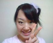 中村円香 公式ブログ/ポニーテールとシュシュ 画像2