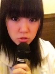 中村円香 公式ブログ/カラオケなう 画像1