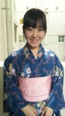 中村円香 プライベート画像 夏祭り