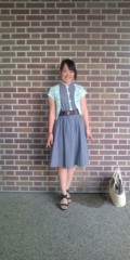 中村円香 公式ブログ/全身! 画像1