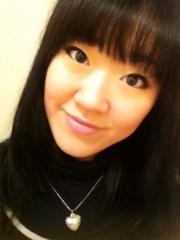 中村円香 公式ブログ/新幹線寒いんですが 画像1