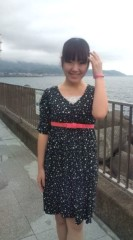 中村円香 公式ブログ/駿河湾 画像2