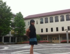 中村円香 公式ブログ/母校。 画像1