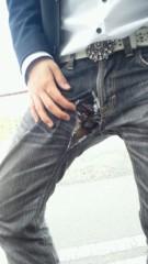 佐藤貴拡 公式ブログ/ズボンやぶけた 画像2