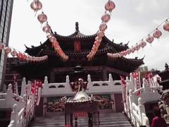 まこ 公式ブログ/中華街 画像2