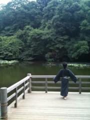 オオツカデモ可 公式ブログ/青山へ 画像2