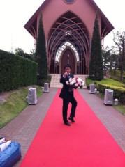 中嶋享(や団) 公式ブログ/結婚式 画像1