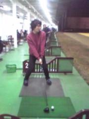 中嶋享(や団) 公式ブログ/ゴルフ打ちっぱなし 画像1