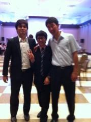 中嶋享(や団) 公式ブログ/高校バスケ部の結婚式 画像1