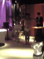 中嶋享(や団) 公式ブログ/結婚式二次会 画像1