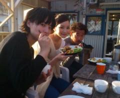 ななみ 公式ブログ/三浦海岸ロケ(^3^)/ 画像2