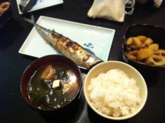 小田万音里 公式ブログ/再び半身浴。ぬぅわーう。 画像2