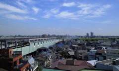 沙人 プライベート画像/撮影便り(2010/8/7)藤井組 八広(墨田)の街と荒川