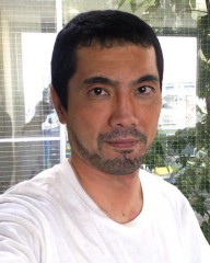 沙人(しゃと) プライベート画像/撮影便り(2010/8/7)藤井組 メイク終了!