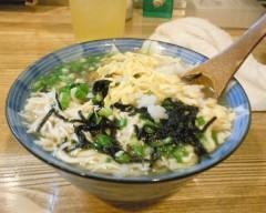 沙人 公式ブログ/故郷の味『鶏飯』 画像1