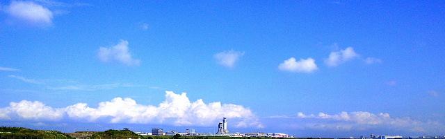 風光明媚的東京