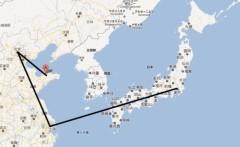 沙人 公式ブログ/中国ロケ便り1 画像1