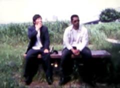 沙人(しゃと) プライベート画像/撮影便り(2010/8/7)藤井組 ベンチ