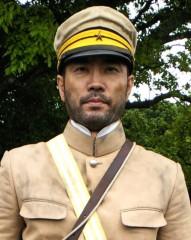沙人(しゃと) プライベート画像/NHK『坂の上の雲』 大尉2